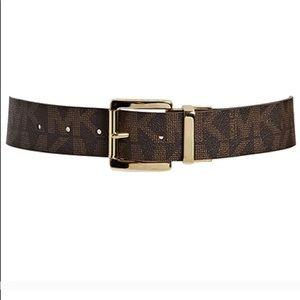 Michael Khors belt, NWT.